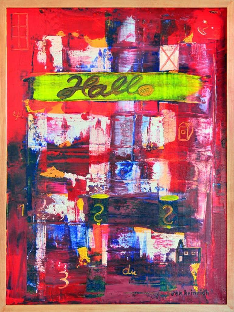 abstraktes bild   abstract painting   abstract picture   moderne malerei   abstraktes gemälde   mixed media   art   artwork   modernart