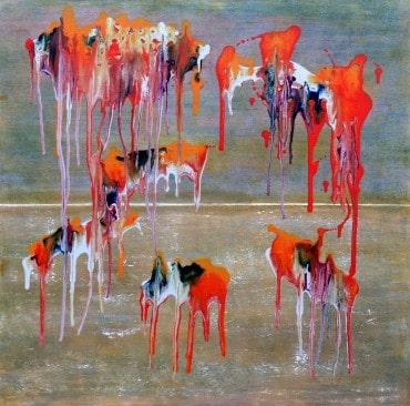 bild gemälde malerei abstract painting art